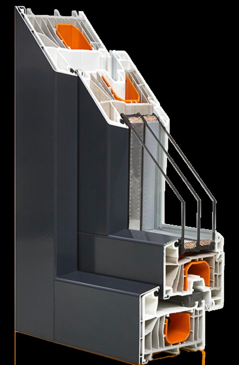 new balance műanyag-alumínium ablak
